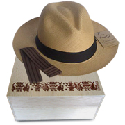 Panama Hat - Fedora Set