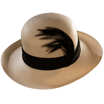 Chapeau Panama Collection Mediterraneenne - Minerva