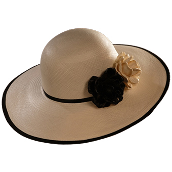 Panama Hat Mediterranean Collection - Fiorella