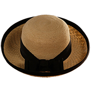 Panama Hat Mediterranean Collection - Zoe