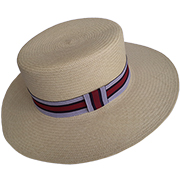 Panama Hat Boater - Buttermere