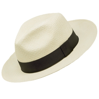 Panama Montecristi Hat - Fedora for Men (Grade 10-11)