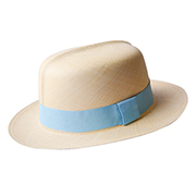 Colonial Panama Hat - Topacio
