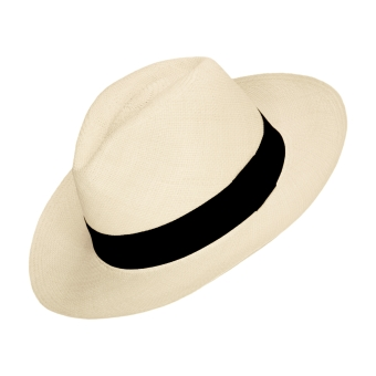 Panama Cuenca Hat - Fedora for Men (Grade 3-4)