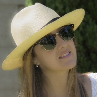 Panama Cuenca Hat - Fedora for Women (Grade 3-4)