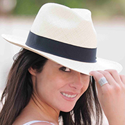 Panama Hat Ausin - Gamboa Classic for Women