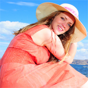 Brisa Panama Hat for Women - Natural