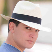 Panama Cuenca Hat - Fedora for Men (Grade 7-8)