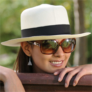 Panama Hat Colonial  for Women (Grade 3-4) - Gamboa Classic
