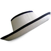 Women's Beach Panama Hat