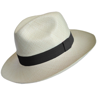 Panama Hat Summer Collection - Black