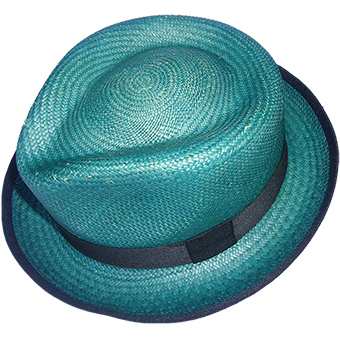 Panama Hat Carnival Collection - Irish