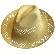 Panama Hat Fretwork