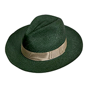 Panama Cuenca Hat - Forest