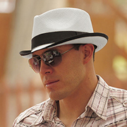 Panama Hat Urban Collection - Paris