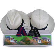 Panama Hat Travel Kit