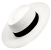 Panama Hat - Gambler for Men (Grade 3-4) Wide Brim