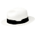 Roll Up Panama Hat - Fedora (Grade 9-10)