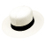 Panama Hat - Colonial for Women (Grade 3-4) - White