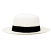 Panama Hat - Colonial for Men (Grade 3-4) - White