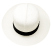 Panama Hat Colonial for Woman - Gamboa Classic