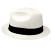 Panama Cuenca Hat - White Borsalino (Havana) for Men (Grade 3-4)