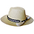 Panama Hat Horsehair Band - Bicolor Striped (Thick)