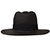 Panama Cuenca Hat - Plantation (Ausin) Black for Men (Grade 3-4)